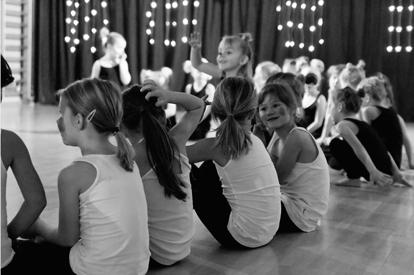 Gymnastik för barn